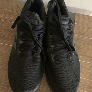 adidas Shoes - adidas men's running shoes black size 13